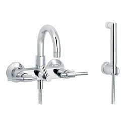 Dynamic | Bath-shower mixer | Bath taps | rvb