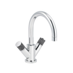 Flamant Docks | Sink mixer, great spout | Rubinetteria lavabi | rvb