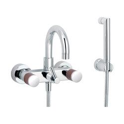 Flamant Docks | Bath-shower mixer | Bath taps | rvb