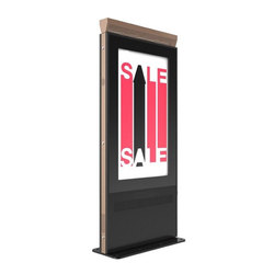 "Freestanding 65"" Outdoor Digital Signage 