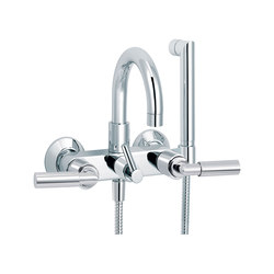 Cliff | Bath-shower mixer | Bath taps | rvb
