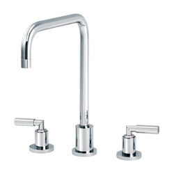 Cliff | 3-hole kitchen mixer, spout in U | Kitchen taps | rvb