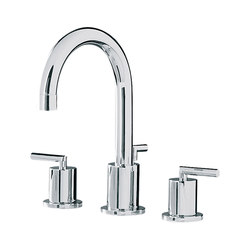 Fun | 3-hole sink mixer, with waste | Wash basin taps | rvb