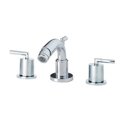 Fun | 3-hole bidet mixer, with waste | Bidet taps | rvb