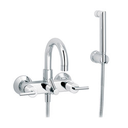 Fun | Bath-shower mixer | Bath taps | rvb