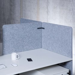 Raumakustik | Verbinder | Table dividers | Kim Stahlmöbel