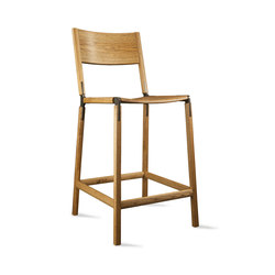 Linden Counter Stool | Tabourets de bar | Fyrn