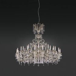 2293-150 | Ceiling suspended chandeliers | ITALAMP