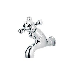 1920-1921 | Service tap, oblique model, hot | Wash basin taps | rvb
