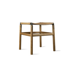 Shorty Backless Standard Chair | Hocker | Fyrn