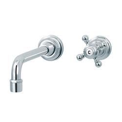 1920-1921 | Wall-mounted washbasin tap | Wash basin taps | rvb