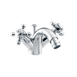 1920-1921 | Bidet mixer, with waste | Bidet | rvb sa-nv
