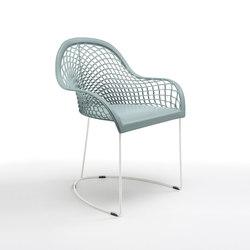 Guapa P | Restaurant chairs | Midj S.p.A.