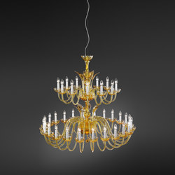 290-35 CHANDELIER | Suspended lights | ITALAMP
