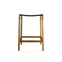 De Haro Backless Counter Stool | Barhocker | Fyrn