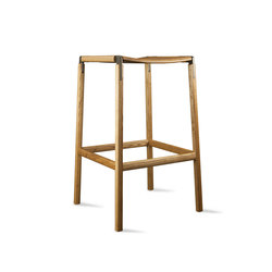 Bartlett Backless Bar Stool | Taburetes de bar | Fyrn