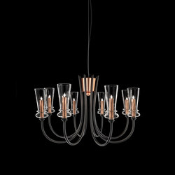 LICIO SUSPENSION | Suspended lights | ITALAMP