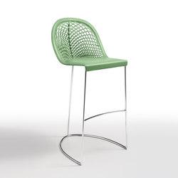 Guapa H75 | Bar stools | Midj S.p.A.