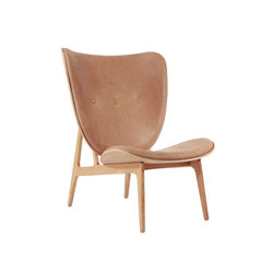 Elephant Chair, Natural / Vintage Leather Camel 21004 | Armchairs | NORR11