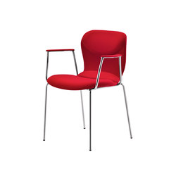 Italia P | Visitors chairs / Side chairs | Midj S.p.A.