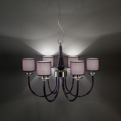 383-5 CHANDELIER | Suspensions | ITALAMP