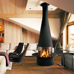 Filiofocus Mural | Wood burning stoves | Focus