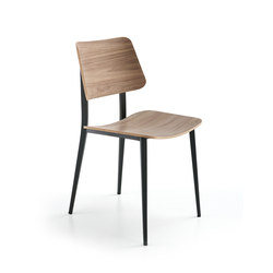Joe S M LG | Visitors chairs / Side chairs | Midj S.p.A.