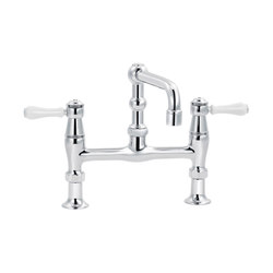 1935 Limoges | Sink bridge mixer | Wash basin taps | rvb