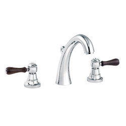 1935 Wood | 3-hole sink mixer, with waste | Wash basin taps | rvb