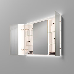 Spiegelschrank reflect | Mirror cabinets | talsee
