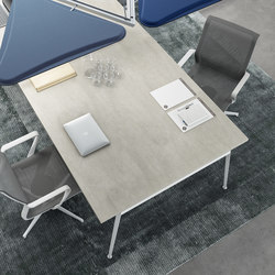 X3 | Desking systems | The Quadrifoglio Group
