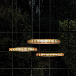 AURA SUSPENSION | Suspended lights | ITALAMP