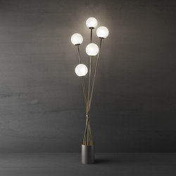 TEA | Free-standing lights | ITALAMP