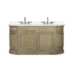 Flamant | Dunbar furniture double oak | Vanity units | rvb
