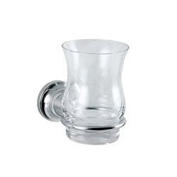Classic | Glass holder | Toothbrush holders | rvb