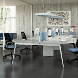 X3 | Desks | Quadrifoglio Group