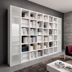 Libreria | Regale | Quadrifoglio Group