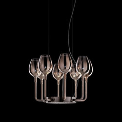ROSE' SUSPENSION | Suspended lights | ITALAMP