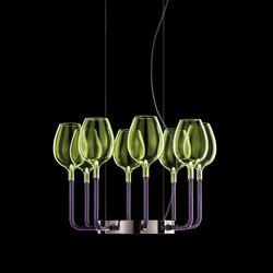 ROSE' CEILING LAMP | Lampade sospensione | ITALAMP