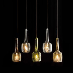 BOSSANOVA SUSPENSION | Suspended lights | ITALAMP