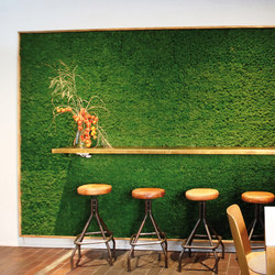 Moosgreen Flexible | Decoración de pared | Freund