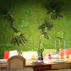 Greenwood Extra | Living / Green walls | Freund