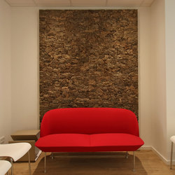 Cork bark | Wall panels | Freund