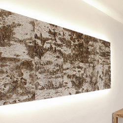 Birch bark | Wood panels | Freund