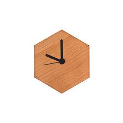 MonoClock   Beech   Relojes   Valence Design