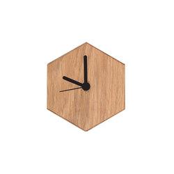 MonoClock   OakWood   Relojes   Valence Design
