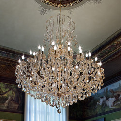 5102-36 | Ceiling suspended chandeliers | ITALAMP