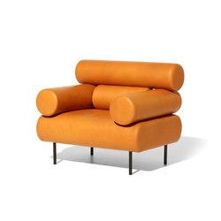 Cabin Armchair | Poltrone lounge | DesignByThem