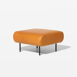 Cabin Ottoman | Pouf | DesignByThem