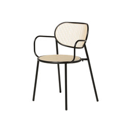 Piper Chair with Armrests | Chairs | DesignByThem